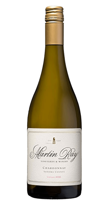 Martin Ray Chardonnay produceret af Martin Ray fra Sonoma County i USA