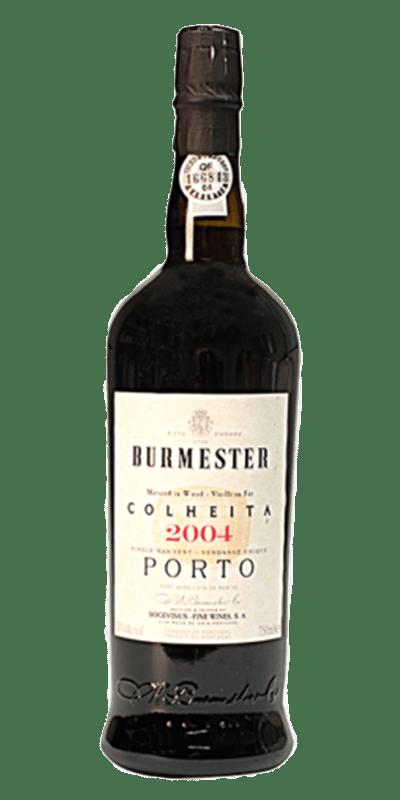 Burmester Colheita 2004 produceret af Burmester fra Porto i Portugal