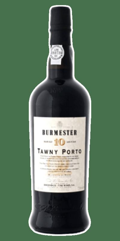Burmester 10 year old Tawny produceret af Burmester i Porto i Portugal