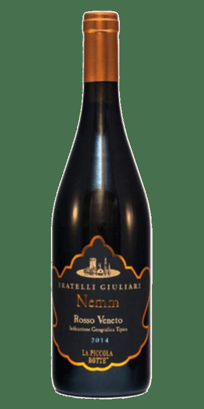 Fratelli Giuliari Nemm Rosso rødvn produceret af Fratelli Giuliari fra Veneto i Italien