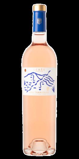 Amstramgram Ceres Rosévin produceret af Calmel&Joseph fra Languedoc-Roussillon i Frankrig