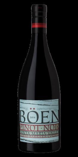 Böen Santa Maria Pinot Noir produceret af Böen fra Santa Maria Valley i USA
