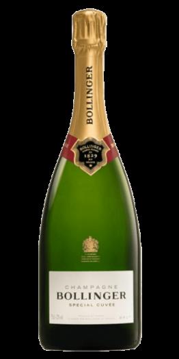 Bollinger Special Cuvée produceret af Delamotte fra Champagne i Frankrig