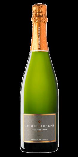 Cremant de Limoux produceret af Calmel&Joseph fra Languedoc-Roussillon i Frankrig