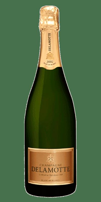 Delamotte 2007 produceret af Delamotte fra Champagne i Frankrig