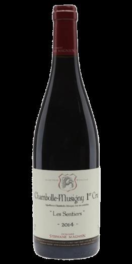 Domaine Magnien Chambolle-Musigny 1er Cru 2017 er produceret af Domaine Stephane Magnien fra Bourgogne i Frankrig