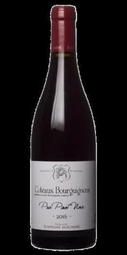 Domaine Magnien Pur Pinot 2018 produceret af Domaine Stephane Magnien fra Bourgogne i Frankrig