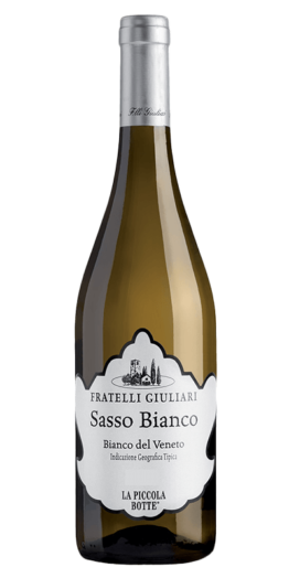 Fratelli Giuliari Sasso Bianco produceret af Fratelli Giuliari fra Veneto i Italien