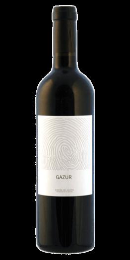 Gazur 2015 rødvin produceret af Telmo Rodriguez fra Ribero del Duero i Spanien