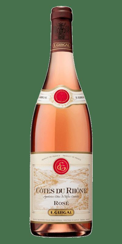 Guigal Rhone Rosé rosévin produceret af Guigal fra Rhône i Frankrig