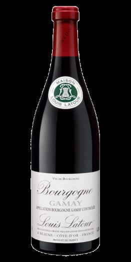 Louis Latour Bourgogne Gamay produceret af Louis Latour fra Bourgogne i Frankrig