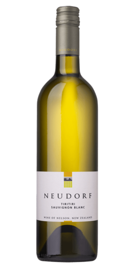 Neudorf Nelson Sauvignon Blanc produceret af Nuedorf fra Nelson i New Zealand