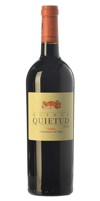 Quinta Quitud 2013 produceret af Dehesa la Granja fra Zamora i Spanien