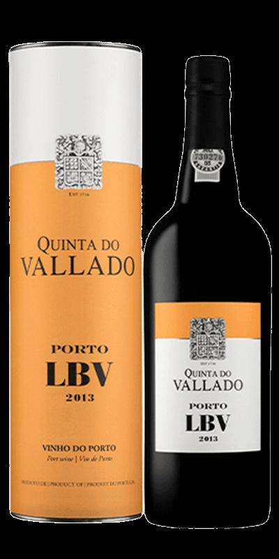 Quinta do Vallado LBV 2013 produceret af Burmester fra Porto i Portogal