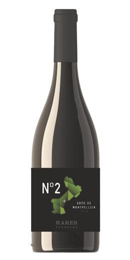 Rares Terroir 2 rødvin produceret af Wines&Brands fra Languedoc-Roussillon i Frankrig