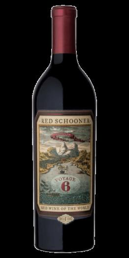 Red Schooner Voyage 7 produceret af Caymus fra Napa Valley i USA