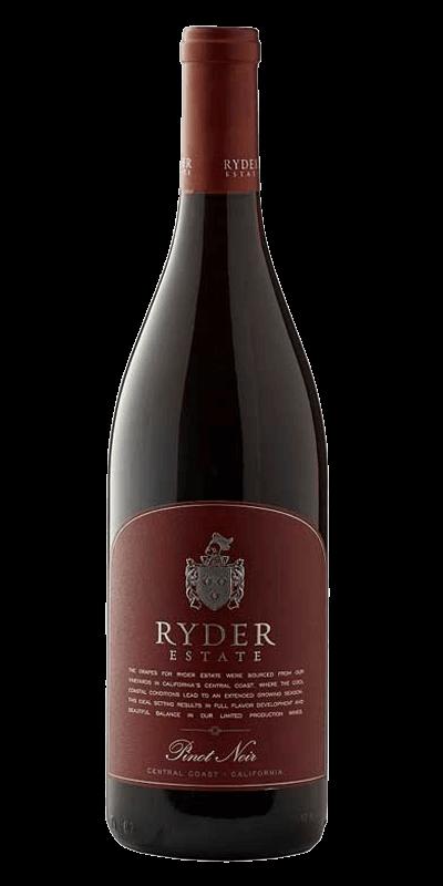 Ryder Estate Pinot Noir rødvin produceret af Scheid Family Wines fra Central Coast i USA
