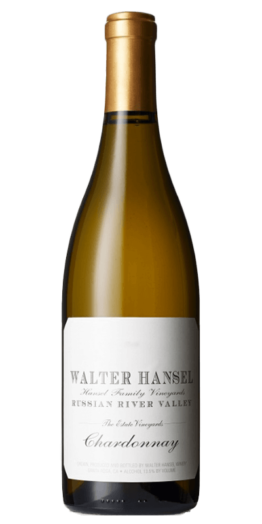 Walter Hansel Estate Chardonnay 2016 produceret af Walter Hansel fra Russian River i USA