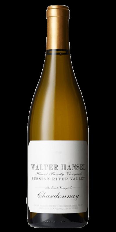 Walter Hansel Estate Chardonnay 2016 produceret af Walter Hansel fra Russian River i USA
