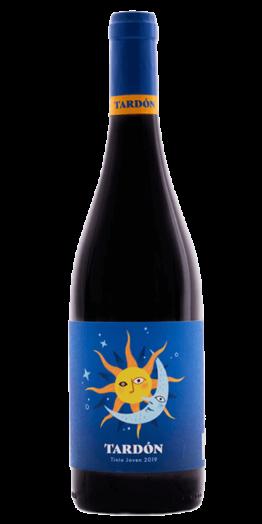 Tardon Joven rødvin produceret af Ernesto del Palacio fra Toro i Spanien
